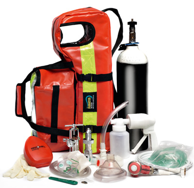 First Aid and Rescue Equipment