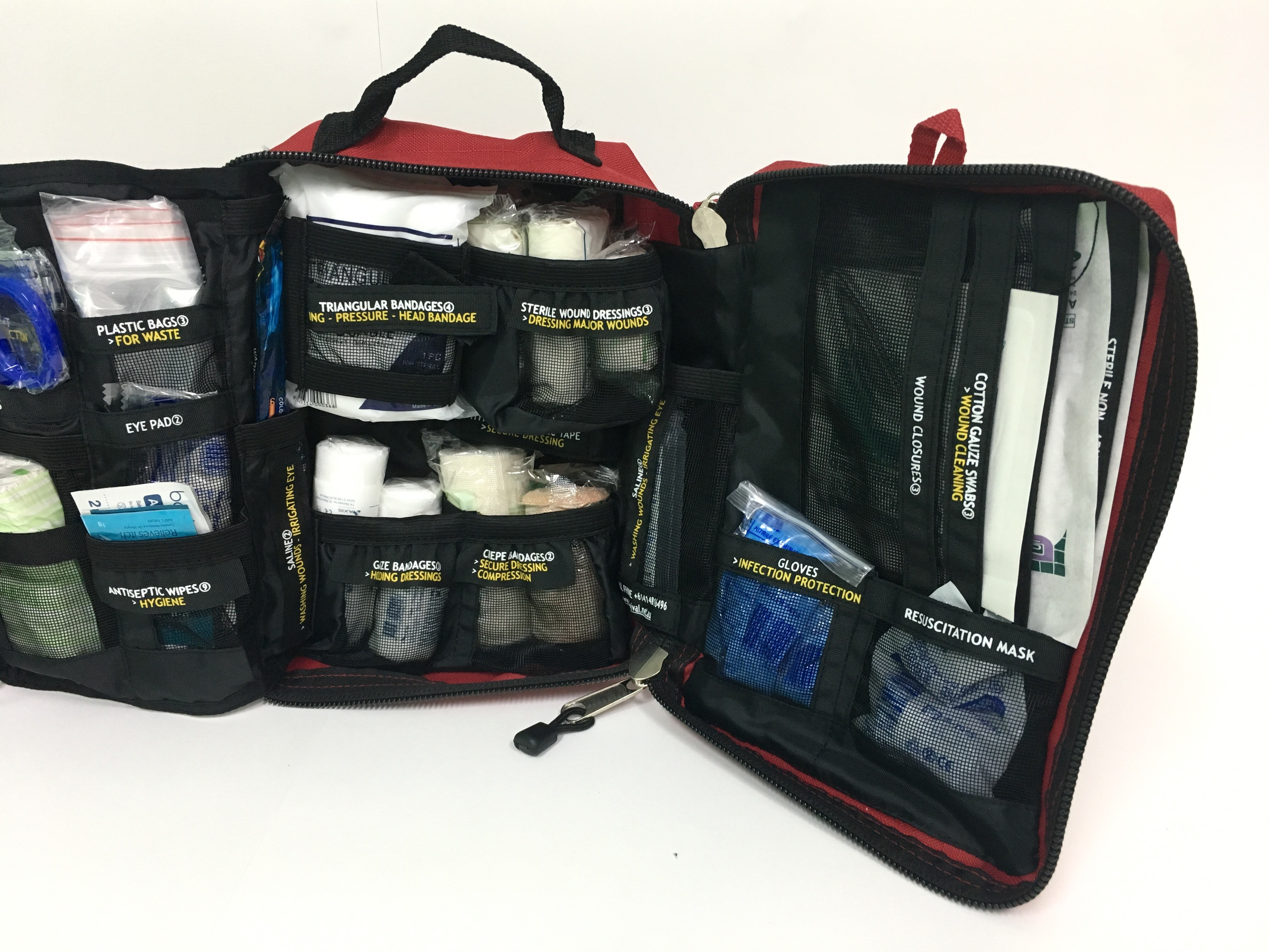 Survival Kit First Aid Academy